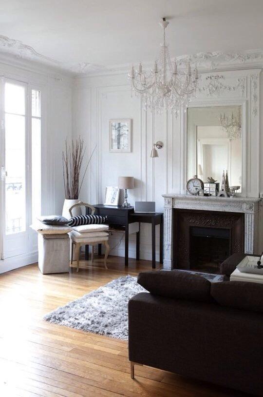 parisian style home decor - house design plans